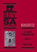 Literatura y tradición oral: supervivencias en el cancionero infantil de El Rebollar