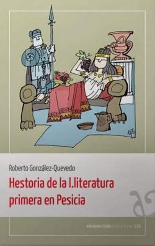 Hestoria de la l.literatura primera en Pesicia