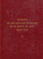 La arenga en los diplomas leoneses de los siglos IX a XII