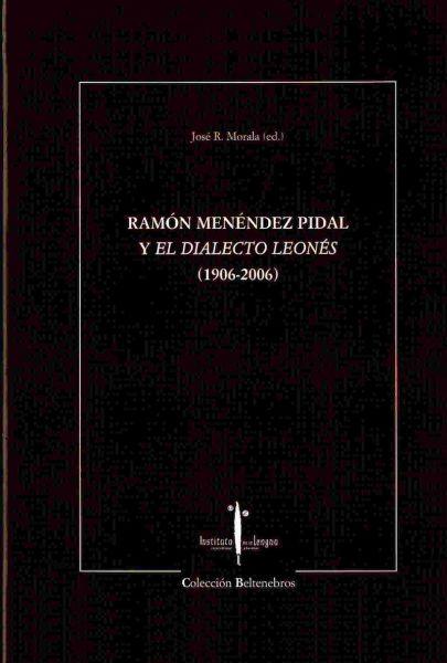 Apreciaciones de Menéndez Pidal sobre Zamora como zona de contacto con el leonés (a propósito de
