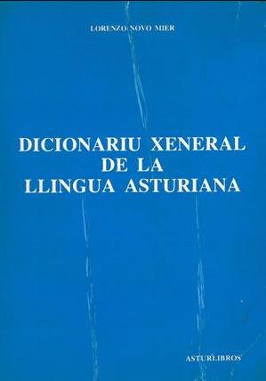 Diccionariu xeneral de la llingua asturiana