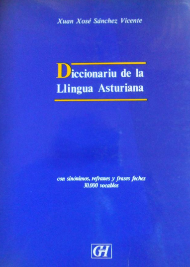 Diccionariu de la llingua asturiana