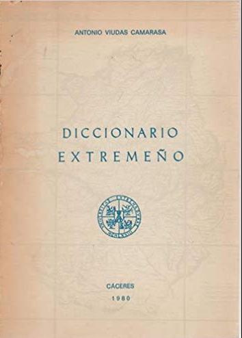 Diccionario Extremeño