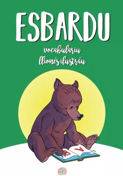 Esbardu: vocabulariu llionés ilustráu
