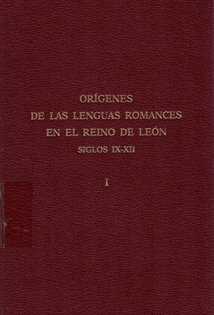 Léxico preliterario y caracterización dialectal en el dominio leonés