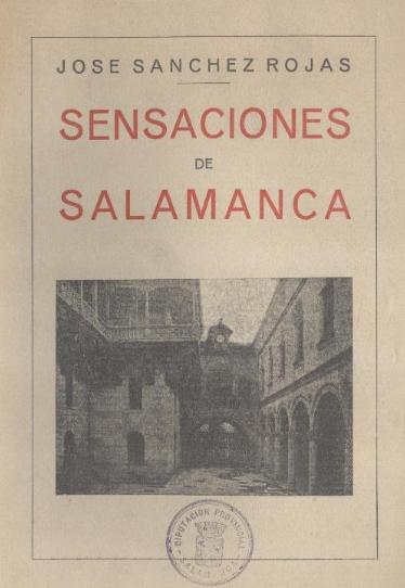 Sensaciones de Salamanca