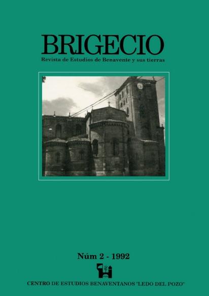 Los despoblados en el Condado de Benavente (Siglos XVI-XVII-XVIII)