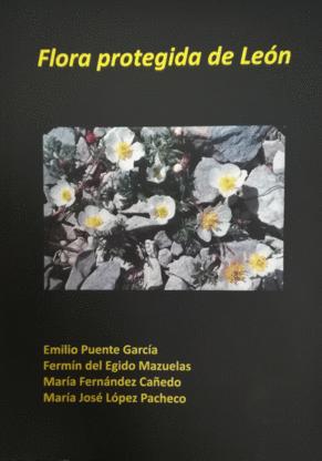 Flora protegida de León
