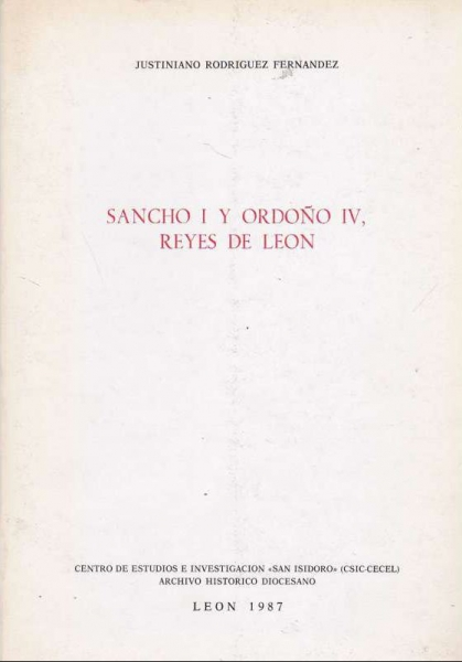 Sancho I y Ordoño IV, reyes de León