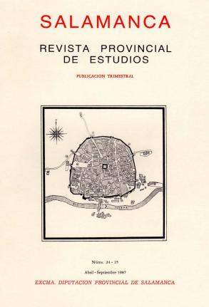 Aspectos de la leva y quinta de Soldados en la provincia de Salamanca en 1638