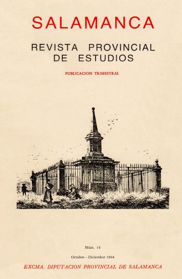 Del nombre de Salamanca en poesía