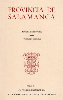 Un crónica sobre la riada de San Policarpo en Salamanca, y sus efectos