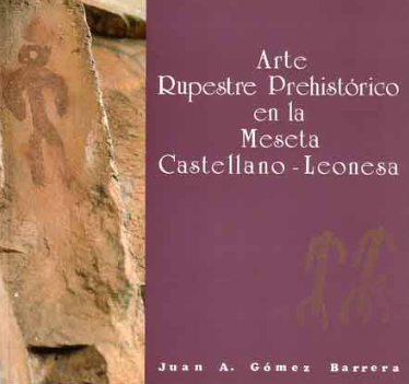 Arte rupestre prehistórico en la meseta castellano-leonesa