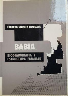 Babia: biodemografía y estructura familiar