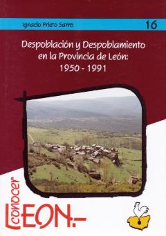 Despoblación y despoblamiento en la provincia de León: 1950-1991