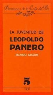 La juventud de Leopoldo Panero