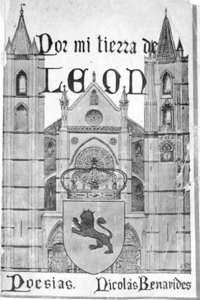 Por mi tierra de León (Poesías)