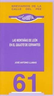 Las montañas de León en el Quijote de Cervantes
