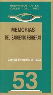 Memorias del sargento Ferreras