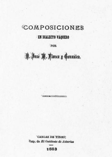 Composiciones en dialecto vaquero