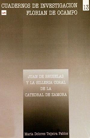 Juan de Bruselas y la sillería coral de la catedral de Zamora