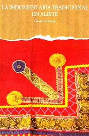 La indumentaria tradicional en Aliste