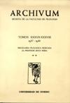La isoglosa histórica de PL- en León