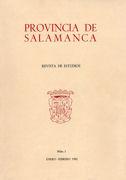 La estructura de la propiedad en Salamanca a mediados del siglo XVIII