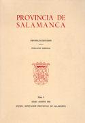 """Comentarios sobre el libro del """"Departamento de El Bastón, de L. M. N. y M. L. Ciudad, de Ciudad Rodrigo"""""""