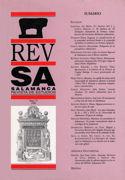 La Capilla de Música de la Universidad de Salamanca durante el período 1700-1750. Historia y estructura (empleos, voces e instrumentos)
