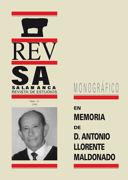 La Universidad de Salamanca ante la Conferencia de Versalles. Una iniciativa del rector Luis Maldonado