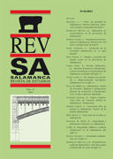 Pasado y presente del medio rural en la provincia de Salamanca