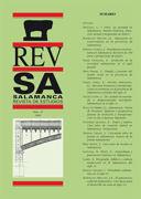 La sanidad en Salamanca: reseña histórica, situación actual y propuestas de futuro