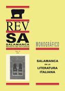 "La Salamanca estudiantil del siglo XVII el ""Diario"" de Girolamo da Sommaia"