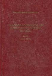 Colección documental del archivo de la catedral de León: (1626-1685)
