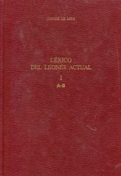 Léxico del leonés actual