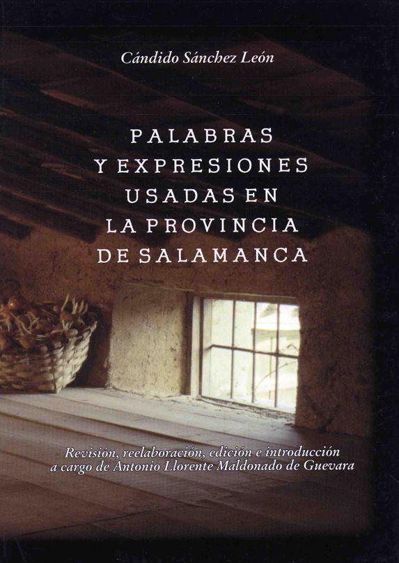 Palabras y expresiones usadas en la provincia de Salamanca