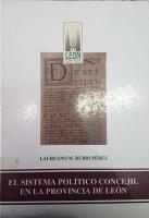 El sistema político concejil en la provincia de León