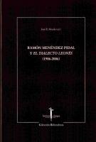 Pidal y los estudios dialectales