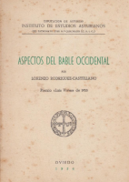 Aspectos del bable occidental