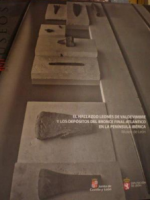 Descripción y composición metálica de los objetos de Valdevimbre