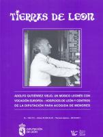 Hospicios de León y centros de la Diputación para acogida de menores (breve reseña histórica)