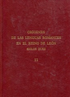Morfología romance en documentación medieval latina entre los siglos VIII Y XII