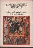 Orígenes de la nación española. Estudios críticos sobre la historia del reino de Asturias