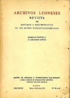 Yacimientos arqueológicos del municipio de Destriana (León)