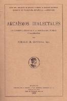 Arcaísmos dialectales. La conservación  de ''s'' y ''z'' sonoras en Cáceres y Salamanca