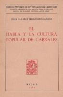 El habla y la cultura popular de Cabrales