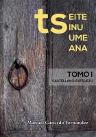 Tseite, tsinu, tsume, tsana: el habla de Laciana