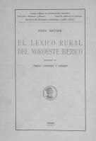 El léxico rural del noroeste Ibérico