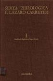 Correspondencias entre el léxico salmantino y el léxico de Aragón, Navarra y Rioja